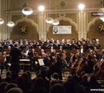 "Concert simfonic ""W.A. Mozart"" la Filarmonica ""Dinu Lipatti"""