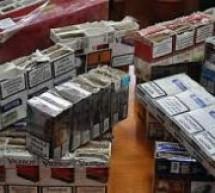 Țigări de contrabandă descoperite la un magazin din Cehal