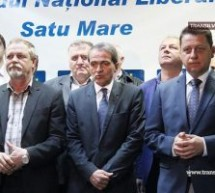 Adrian Albu candidează la şefia PNL Satu Mare