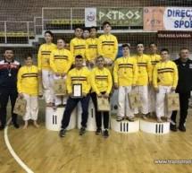 Judoka U14 de la CSM-Fușle Satu Mare sunt campioni naționali