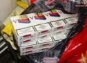 Două femei au fost prinse cu țigări de contrabandă