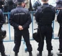 Peste 130 de jandarmi asigură ordinea publică la evenimentele din week-end