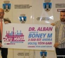 Dr. Alban, Boney M, in total 60 de artisti la Zilele Orașului.