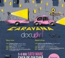 Caravana Docuart pentru prima oară la Satu Mare