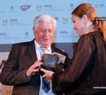 Antrenorul de scrimă Francisc Csiszar, distins cu Premiul Mentor din partea MOL România