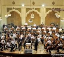 """Concert simfonic """"Johannes Brahms"""" la Filarmonica de Stat """"Dinu Lipatti"""""""