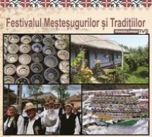 Festivalul Meșteșugurilor și Tradițiilor în localitatea Craidorolț