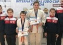 Bronz pentru judoka de la CSM-CS Fușle Security la turneul internațional din Serbia
