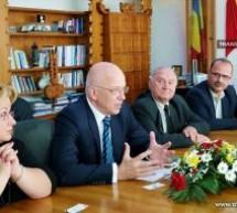 Ambasadorul Germaniei promite că va promova judeţul Satu Mare în ţara sa