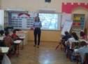 """Elevii de la Școala """"Grigore Moisil"""" din Satu Mare au învățat despre siguranța pe internet"""