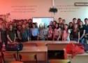 """Elevii Liceului German """"Johann Ettinger"""" au învățat să spună """"NU"""" drogurilor"""
