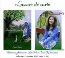 Debut editorial și schimb de carte la Biblioteca Județeană