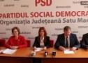 PSD Satu Mare rămâne unit și consecvent îndeplinirii programului de guvernare