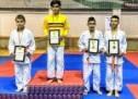 George Ilie, vicecampion național la judo
