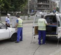 Activități rutiere desfășurate în județul Satu Mare