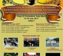 Festivalul Internațional de Fanfare, la Satu Mare