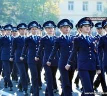 Polițiștii recrutează candidați