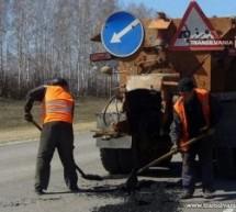 Lucrări pe strada Gorunului. Modificări în circulație.