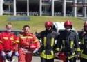 Echipa de descarcerare a pompierilor sătmăreni, printre cele mai bune din România.