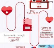 Donează sânge și ajuți de două ori!