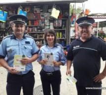 Prevenirea furturilor din locuințe și a tâlhăriilor, eveniment stradal
