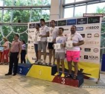 Polițistul David Remus-Florin, locul 1 la Campionatul de Înot al MAI