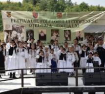 """Festivalul Codrenesc """"Oțeloaia"""" – 20 august 2017"""