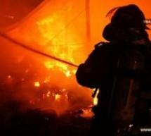 Pompierii au stins 9 incendii în minivacanța de Sfântă Mărie
