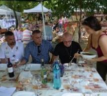 Bogracs-ul echipei Confort, apreciat de juriul concursului de gătit la Zilele Partium
