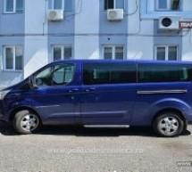 Microbuz furat din Germania, descoperit la P.T.F. Urziceni