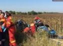 Accident cumplit între Carei și Petrești. Două persoane au murit, iar trei au fost rănite.