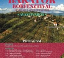 """Festivalul Vinului """"Bakator"""" va promova vinurile și zona viticolă Orașu Nou"""