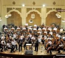"Concert simfonic aniversar la Filarmonica ""Dinu Lipatti"""