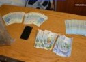 Oșeni traficanți de droguri, prinși de polițiști