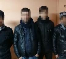 Patru cetățeni irakieni, depistaţi pe raza localității Oar