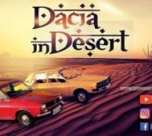 Excursie din România până la Maroc, cu bătrânele Dacii 1300 și 1310