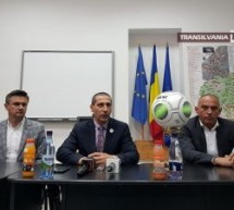 Portarul Generației de Aur, Florin Prunea, sprijină un turneu de fotbal pentru copiii sătmăreni