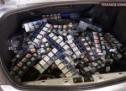 Femeie din Ungaria prinsă cu țigări de contrabandă la PTF Halmeu