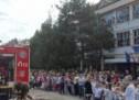 """Exercițiu de evacuare și demonstrații de stingere la Școala """"Octavian Goga"""""""