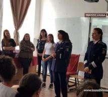 Despre prevenirea victimizării minorilor, la Liceul cu Program Sportiv din Satu Mare