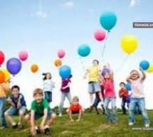 Direcţia Generală de Asistenţă Socială şi Protecţia Copilului marchează Ziua Copilului