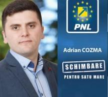 """Consilierul județean Adrian Cozma a fost exclus din PNL Satu Mare. El contestă decizia și îi acuză pe unii baroni locali de """"interese personale"""""""