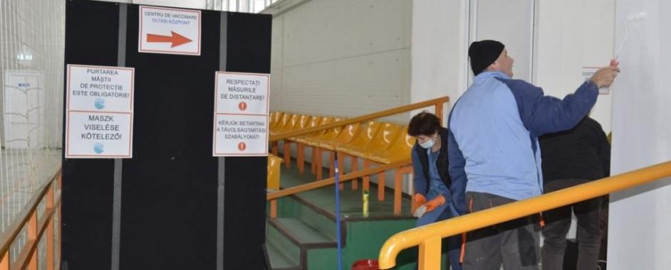 Primarul Eugen Kovacs îi îndeamnă din nou pe careieni să se vaccineze