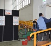 Centru de vaccinare anti-covid amenajat în Carei