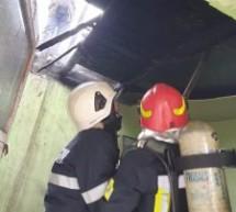 Incendiu la o casa din Homorodul de Mijloc