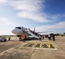 Trafic record pe Aeroportul Satu Mare