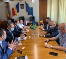 Ambasadorul Republicii Slovace la București, în vizită la Satu Mare