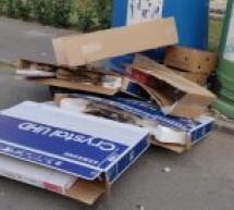 Amendă de 1.500 de lei aplicată de Poliția Locală Satu Mare