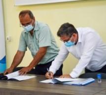 Contract de lucrări pentru dezvoltarea rețelelor de apă și canalizare din județul Satu Mare