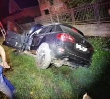 Accident rutier în localitatea Certeze